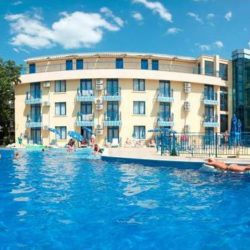 hotel blue sky zlatni pqsaci